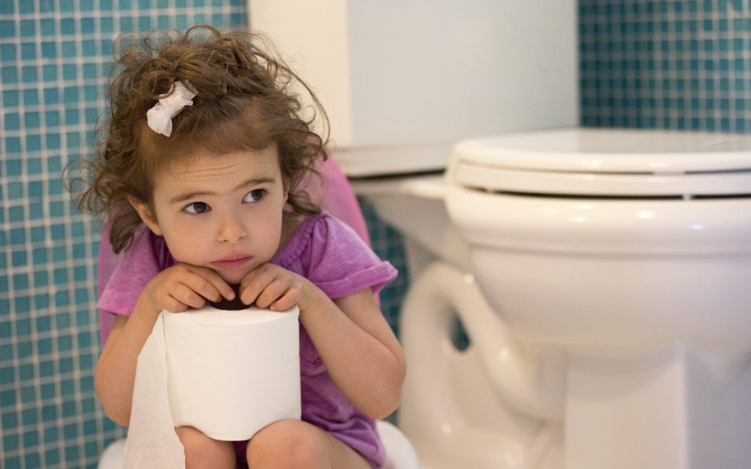 The season for toilet training