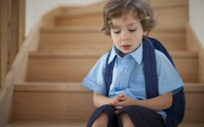 Bedwetting and starting a new school year